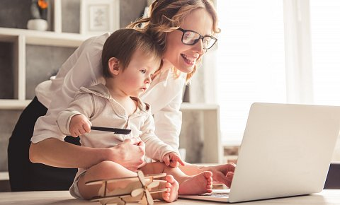 Working Moms! What are the Best Jobs for Moms?.